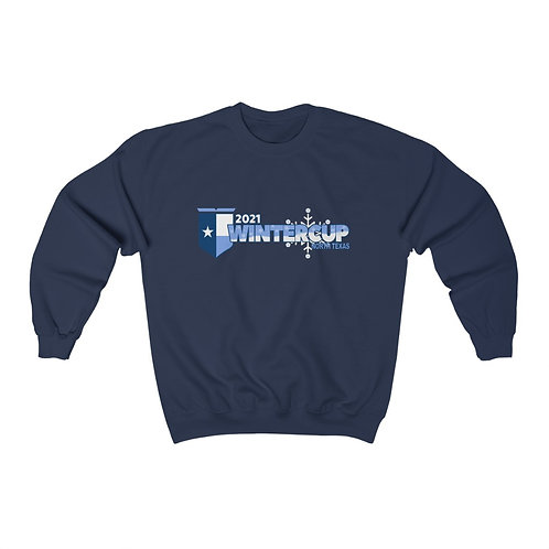 2021 WinterCup Heavy Blend Crewneck Sweatshirt