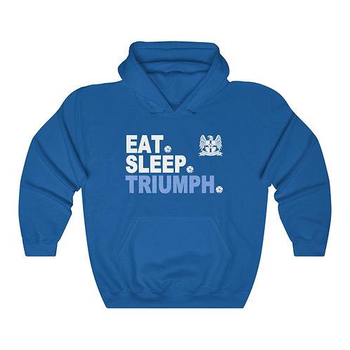 Eat. Sleep. Triumph. - Unisex Heavy Blend™ Hooded Sweatshirt