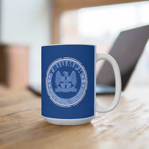 The Big Blue Mug