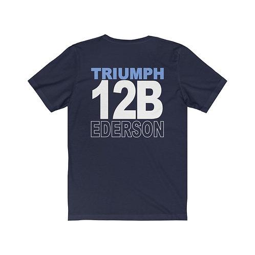 Team Gear - 12B EDERSON - Unisex Jersey Short Sleeve Tee