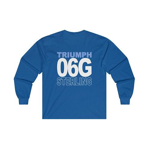 Team Gear - 06G STERLING - Ultra Cotton Long Sleeve Tee