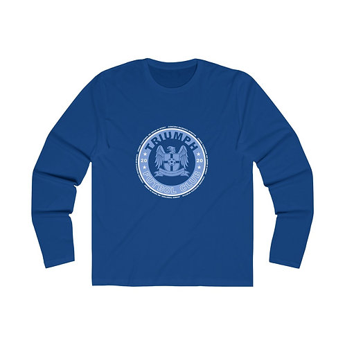 Circle Crest - Unisex Jersey Long Sleeve Tee