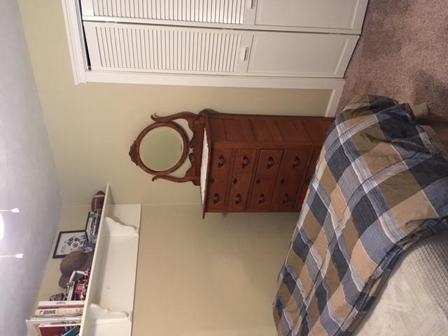 fountain room- closet and dresser