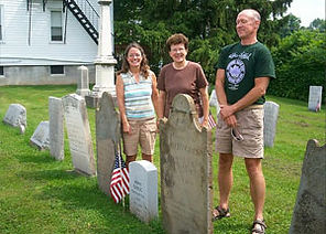 Evergreen Cemetery Visitors Welcome