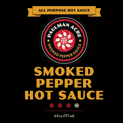 Smoked Pepper Sauce