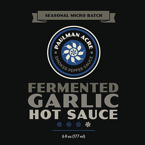Fermented Garlic Hot Sauce