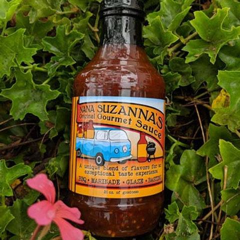 Nana Suzanna's Original Gourmet Sauce