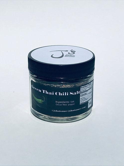 Green Thain Chili Salt