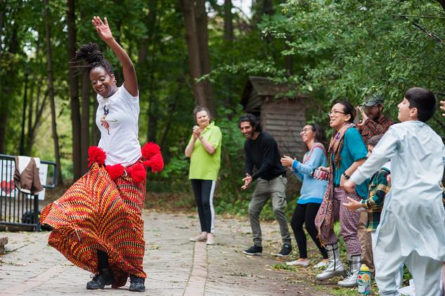 I.AM African Dance Workshop