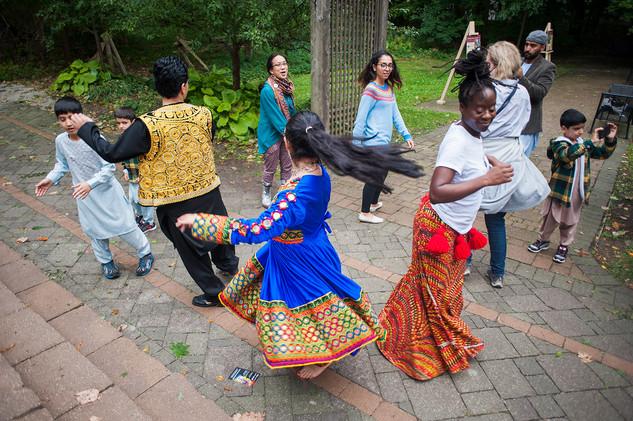 I.AM Afghan Dance Workshop