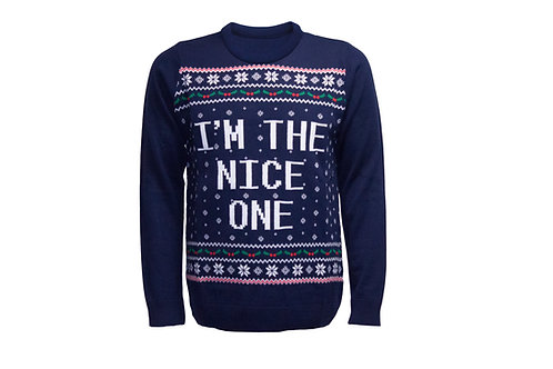 I'm The Nice One Jumper
