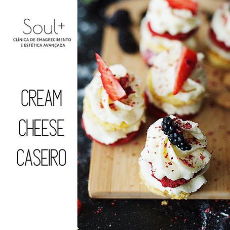 Cream cheese caseiro🧀
