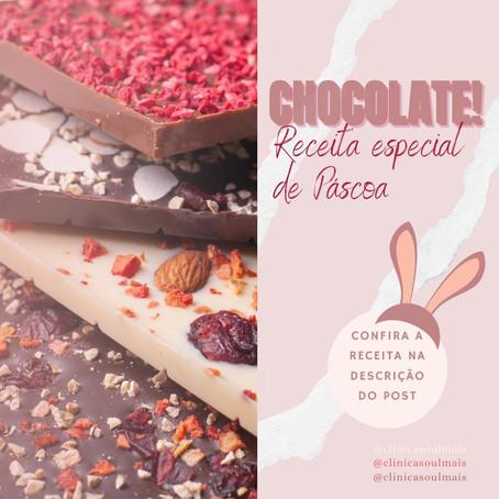 Chocolate: Receita Especial de Páscoa