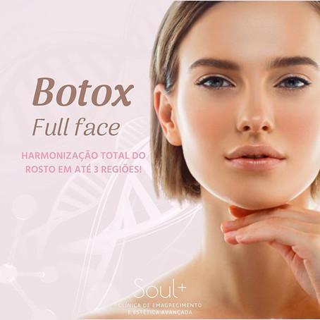 BOTOX FULL FACE