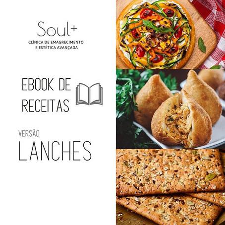 Ebook de Receitas - Versão Lanches