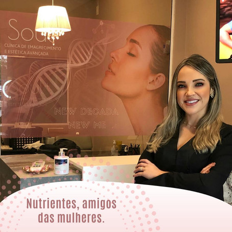 Nutrientes fundamentais para a saúde da mulher
