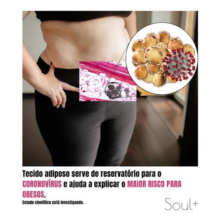 Qual a relação do novo coronavírus com a obesidade ou sobrepeso?