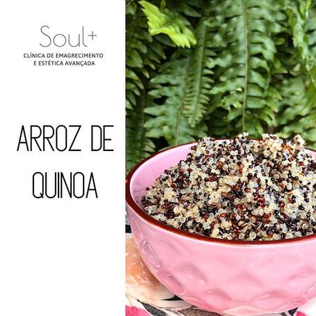 Arroz de Quinoa