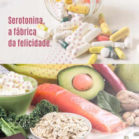 Serotonina: A Fábrica da Felicidade