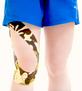 곤텍스 2번 무릎, 햄스트링 전용 커팅 테이프
