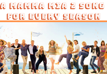 A Mamma Mia 2 Song For Every Season
