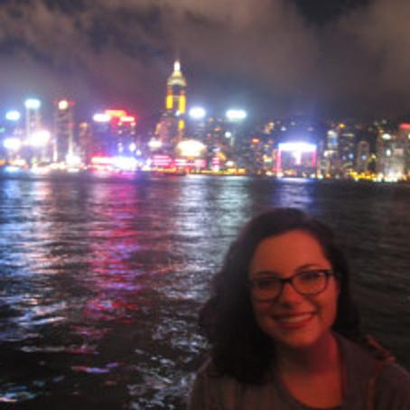 First Week in Hong Kong