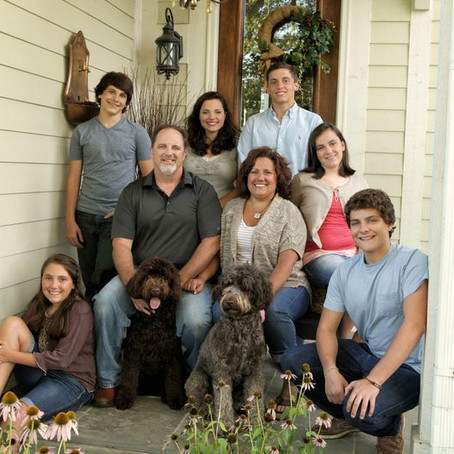 What It's Like to Grow Up in a Big Family