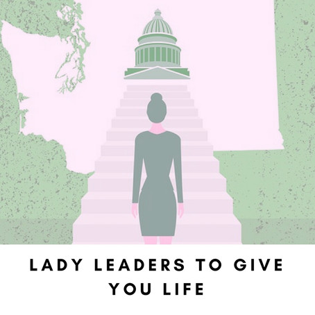 Lady Leaders To Give You Life
