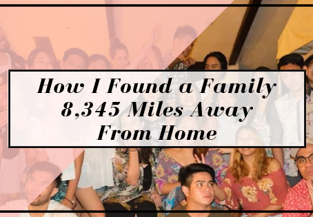 How I Found a Family 8,345 Miles Away From Home