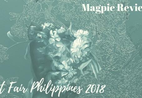 Magpie Reviews: ArtFair Philippines 2018