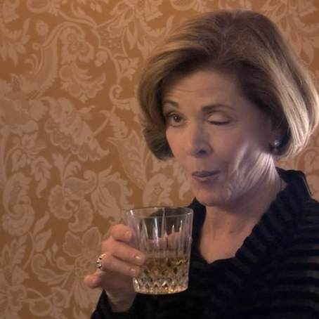Finals as told by Lucille Bluth