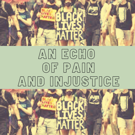 An Echo of Pain and Injustice
