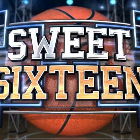 The Sweet Sixteen is set and there are some surprises!