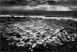 Where The Burren Meets the Sea