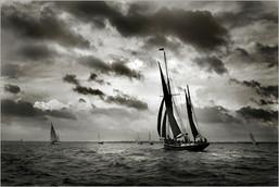 Pioneer off Mersea Island