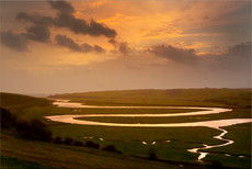 Cuckmere River Bends