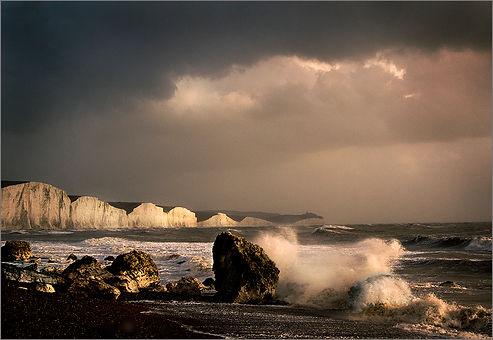 Storm Light, Hope Gap.jpg