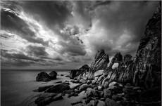 Rocks & Sky, Pembroke