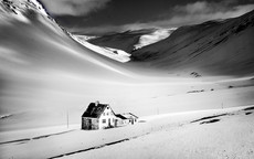 Derelict Farm, North Iceland