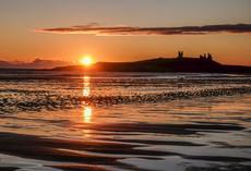 Sunrise, Embleton Bay, 2