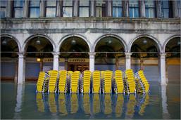 St. Mark's Under Water