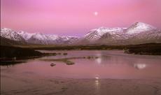 Dawn, Black Mount