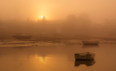 December Sunrise, W.Mersea