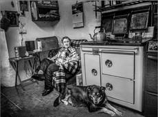 Doreen in Her Kitchen, Ballyvaughan