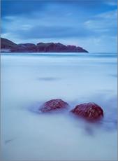 Beach and Rocks, Harris