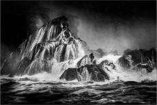 Atlantic Storm, Clogher Bay, 2