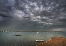 Stormy Day, Mersea Island