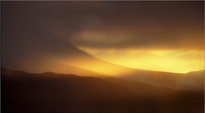 Sunset from Spean Bridge