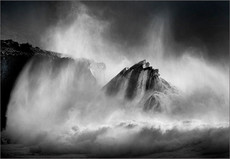 Atlantic Storm, Clogher Bay