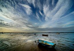 Small Boat, Big Sky